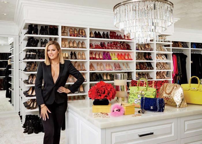 Коллекция обуви Хлои Дженнер