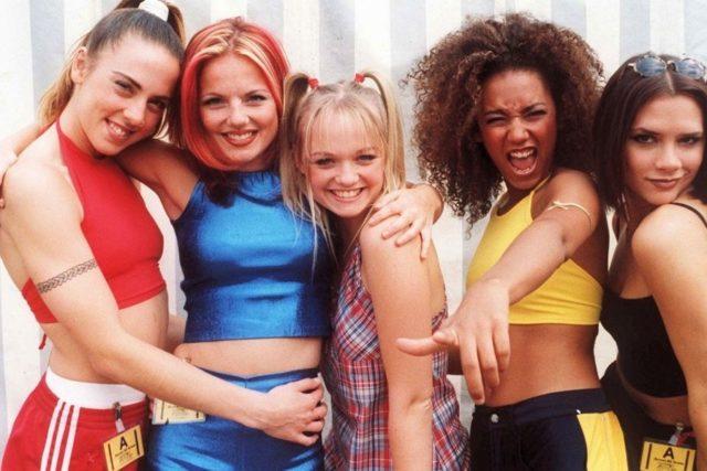 Виктория Бекхэм поддержала Spice Girls перед первым концертом