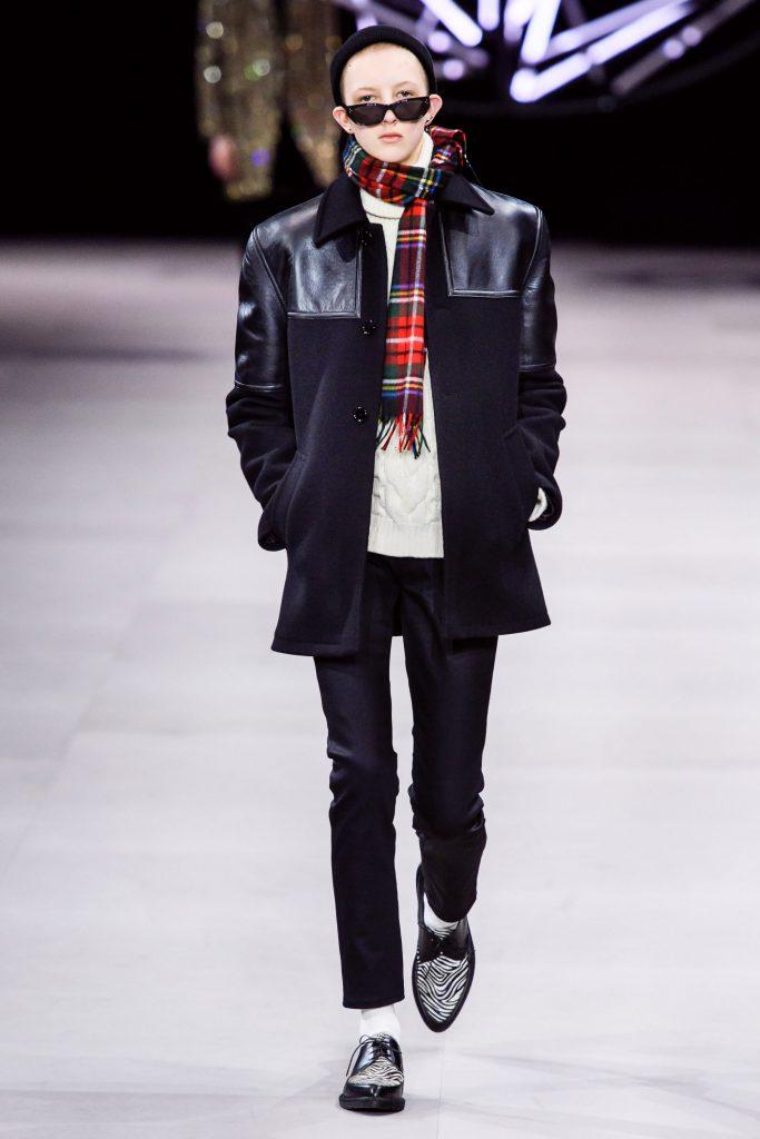 Celine Menswear осень-зима 2019-2020