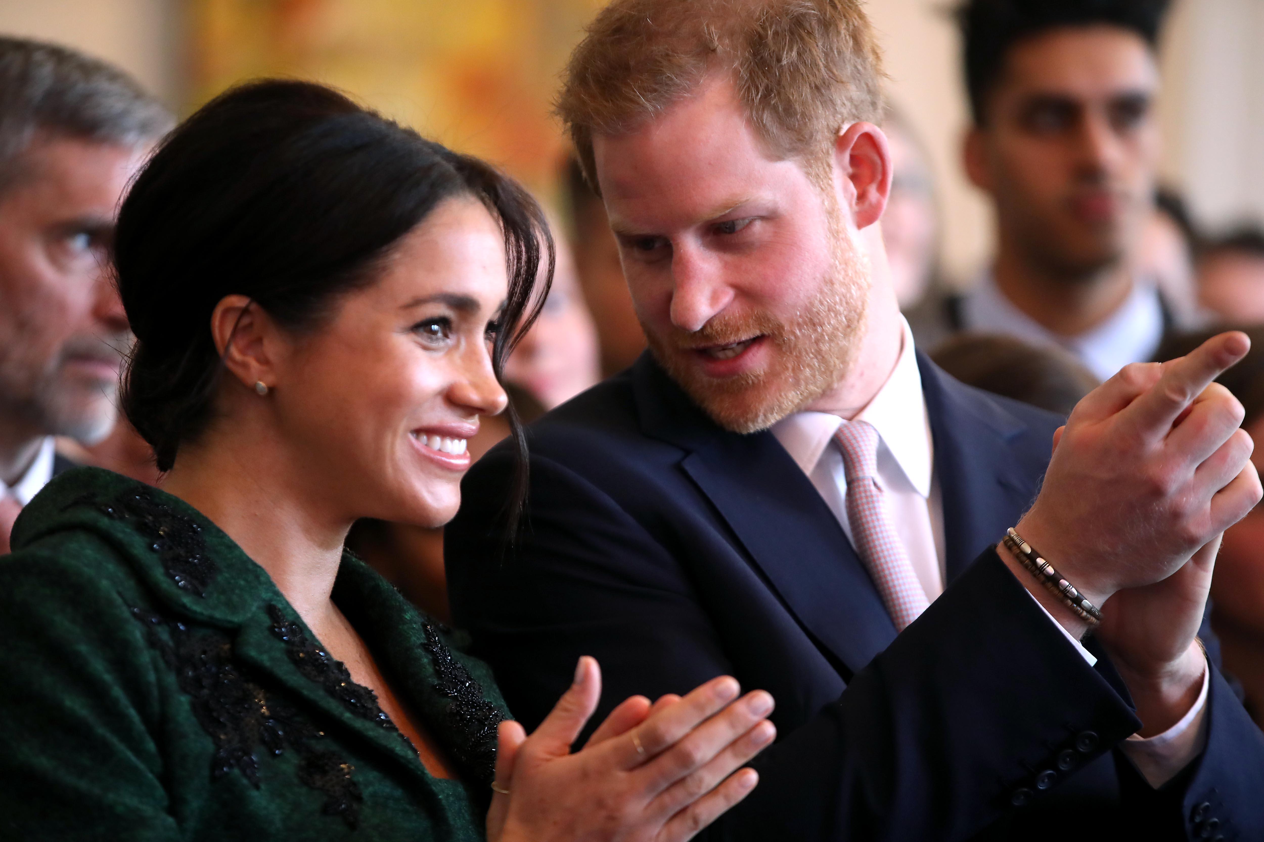 Все просто – «эйч» и «эм»: так называют друг друга Меган Маркл и принц Гарри