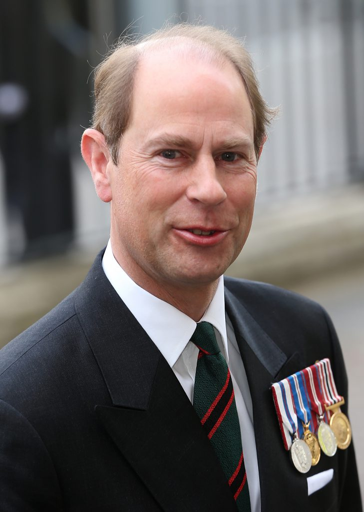 Is hrh prince edward gay