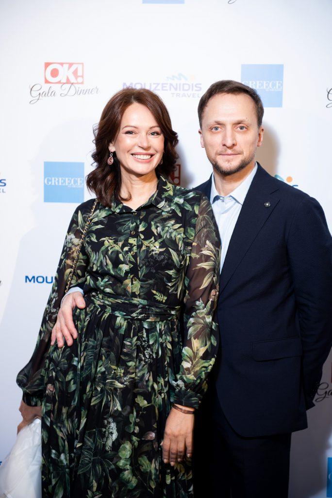 Ирина Безрукова и Владимир Мишуков