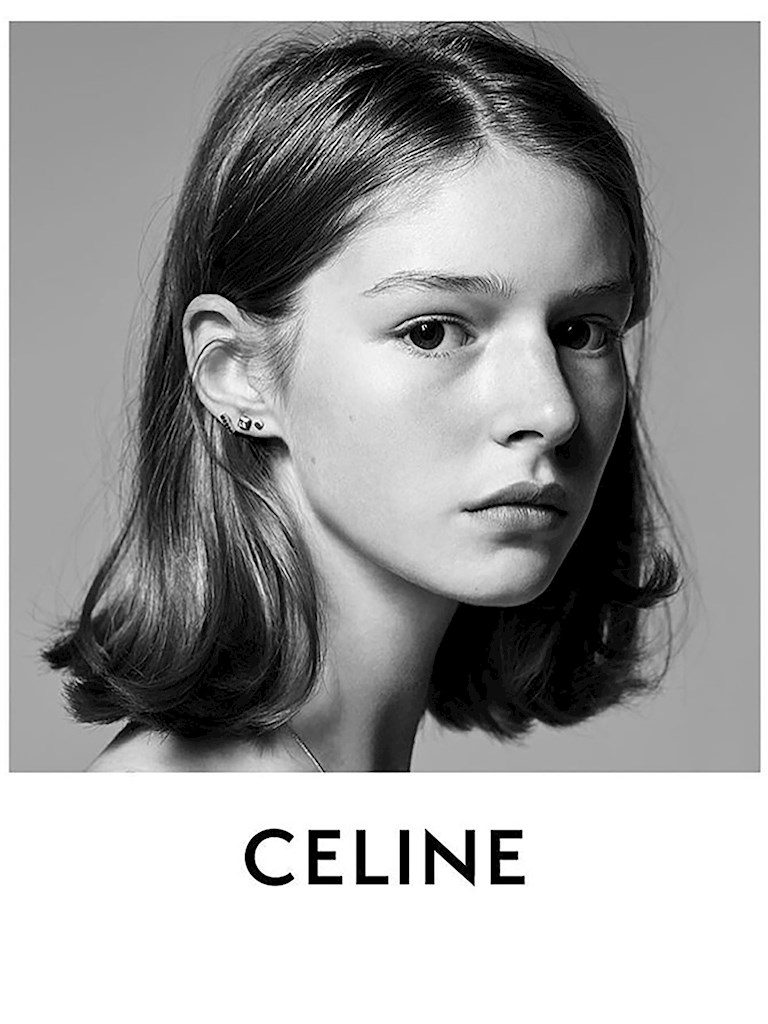Рекламная кампания Celine
