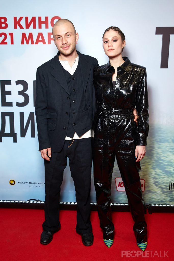 Михаил Хасая и Ирина Мартыненко