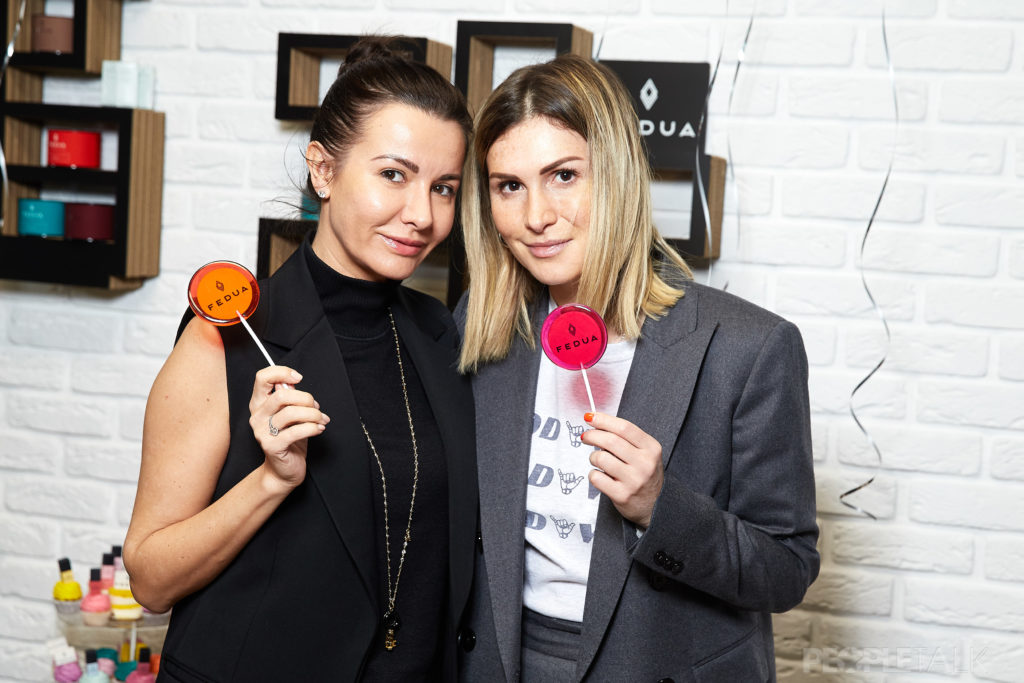 Виктория Сощенко и Лаура Джугелия
