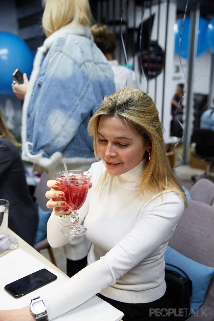 Дарья Аникина и Cointreau
