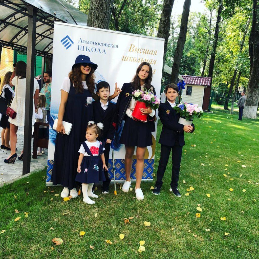 Екатерина Климова с детьми (@klimovagram)