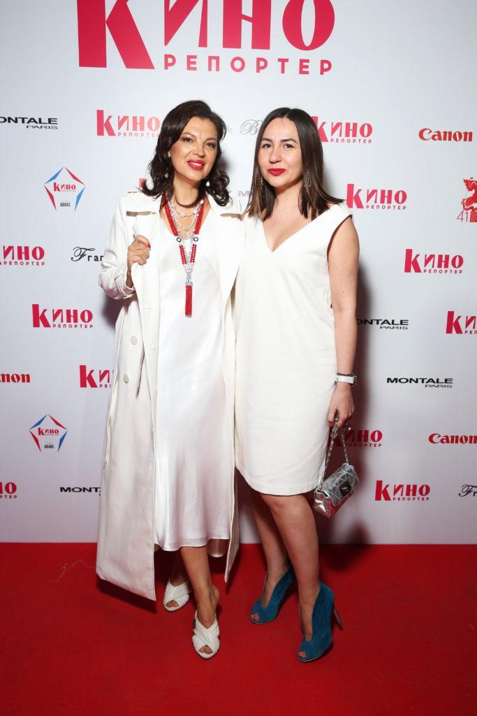 Алиса Толкачева и Светлана Пырескина