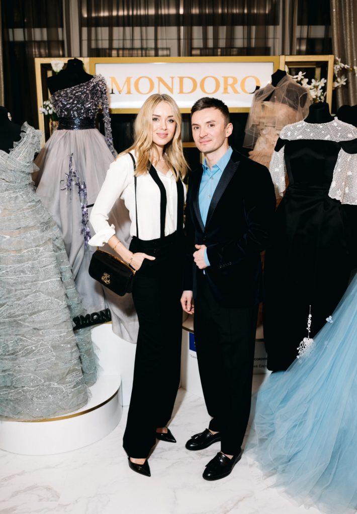 Ксения Сухинова и Евгений Заболотный