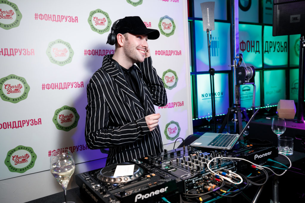 DJ Ефим Гинзбург