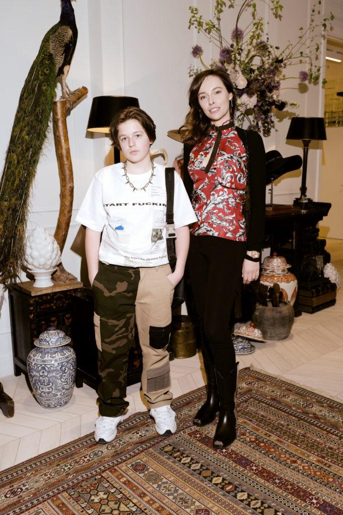 Лука и Ирина Зарьковы