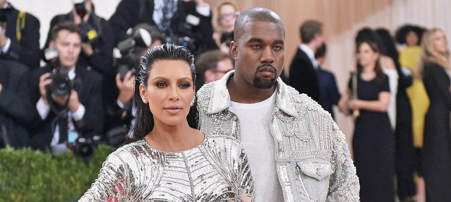 Из-за чего ругаются Ким и Канье: откровенные признания Кардашьян