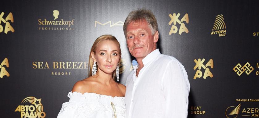 Вот это редкость: Татьяна Навка рассказала об отношениях с Дмитрием Песковым!