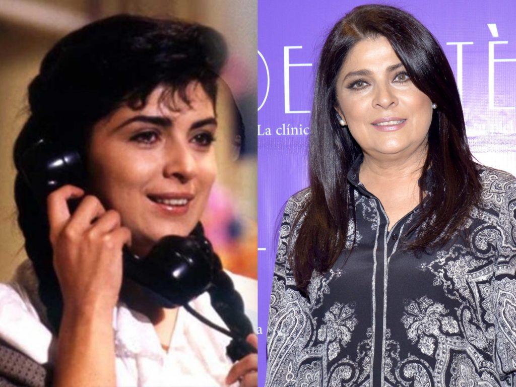 Виктория Руффо (56) – главная героиня сериала «Просто Мария» сейчас в основном играет в  театре
