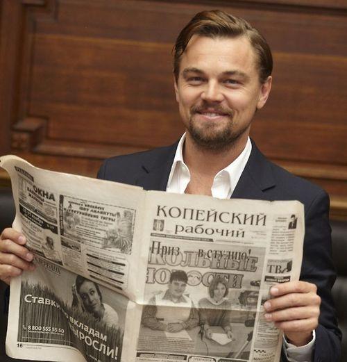 Леонардо ДиКаприо (Фото: kr-gazeta.ru)