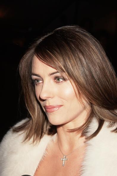 1997 год. Минимум мейка и натуральный цвет волос – Элизабет красотка