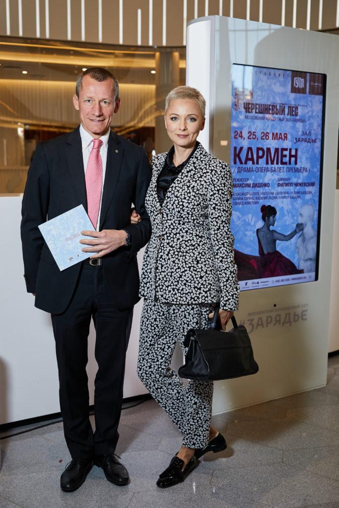 Андрей Шаронов и Дарья Повереннова