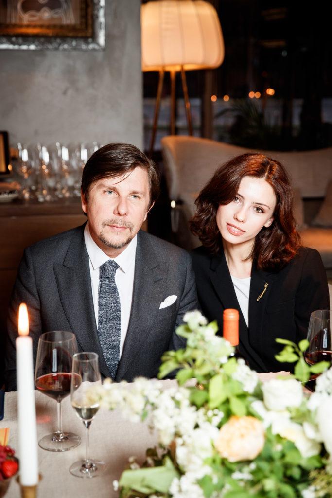 Андрей Фомин и Екатерина Селиванова
