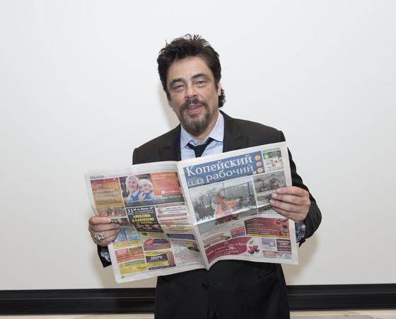 Бенисио Дель Торо (Фото: kr-gazeta.ru)