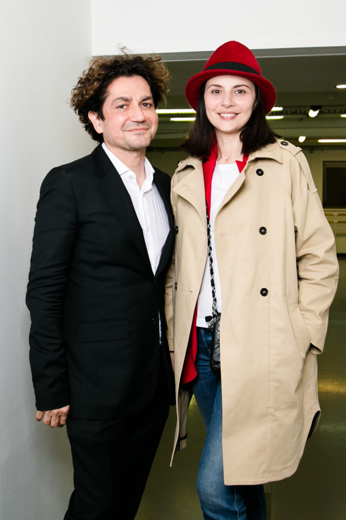 Алексей Боков и Фатима Ибрагимбекова