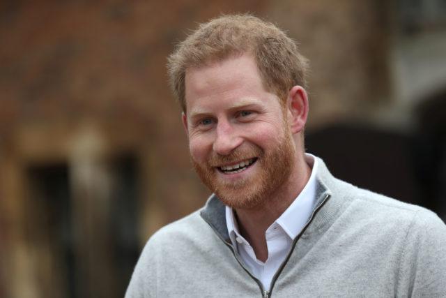 Милота дня: как принц Гарри отреагировал на комплимент?