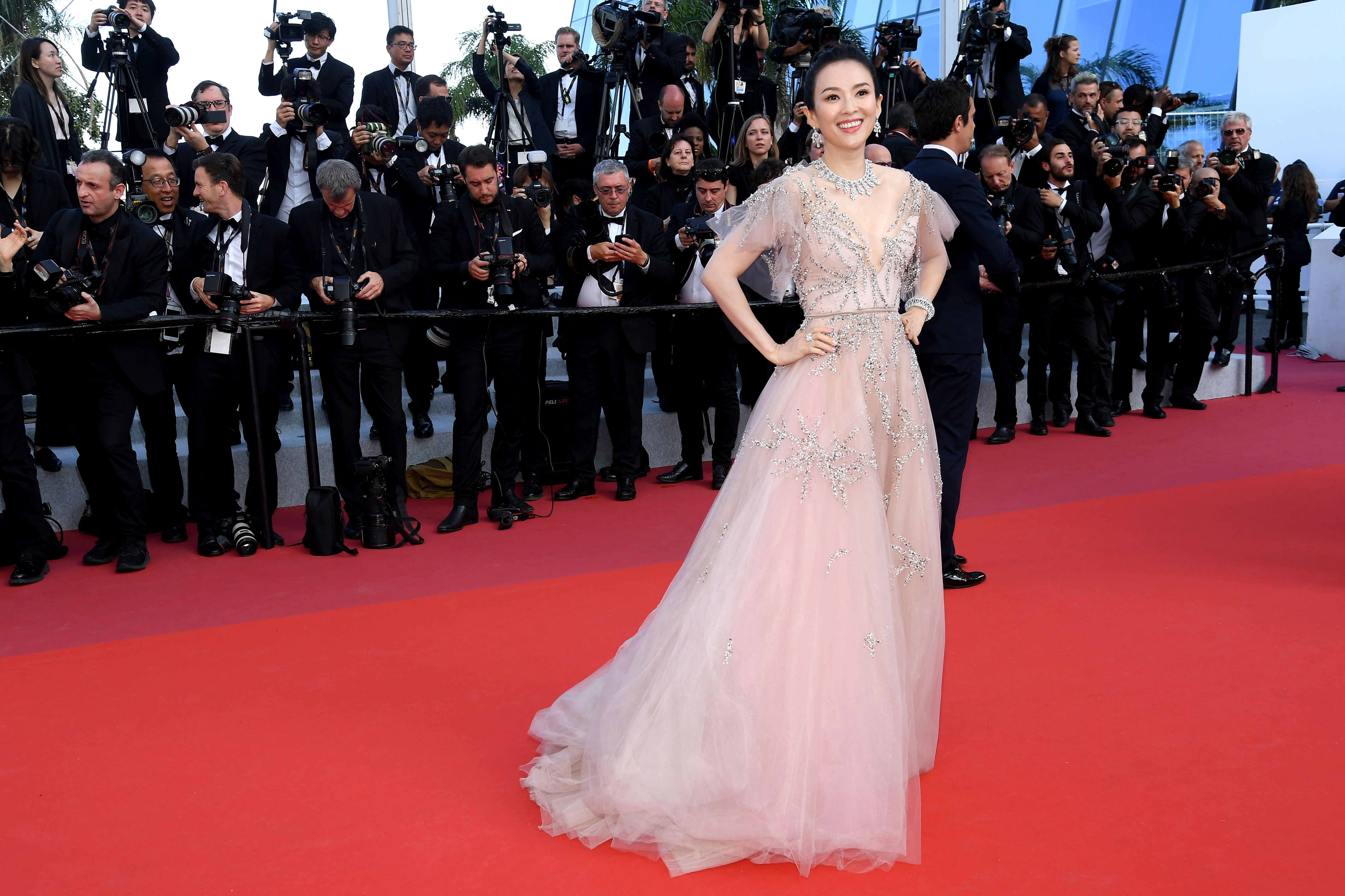 cad90e4a073 Лучшие платья церемонии закрытия Каннского кинофестиваля