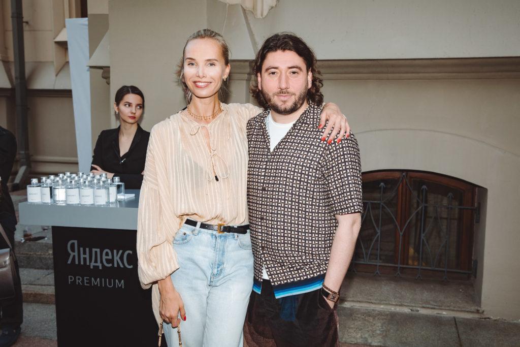 Илона Столье и Михаил Друян