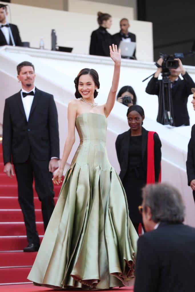 Кико Мизухара в Dior