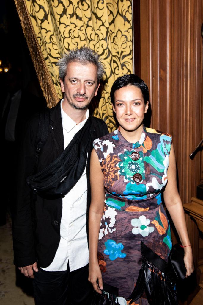 Константин Богомолов и Ксения Чилингарова
