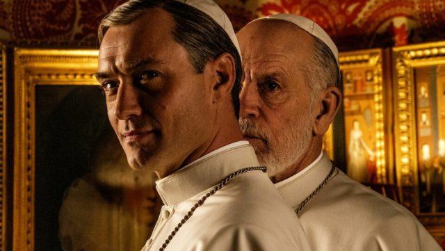 Видео дня: трейлер «Нового папы»