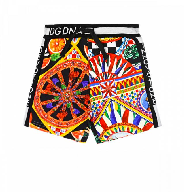 Dolce&Gabbana, шорты, 8399 р. (30%, было: 11999 р.)