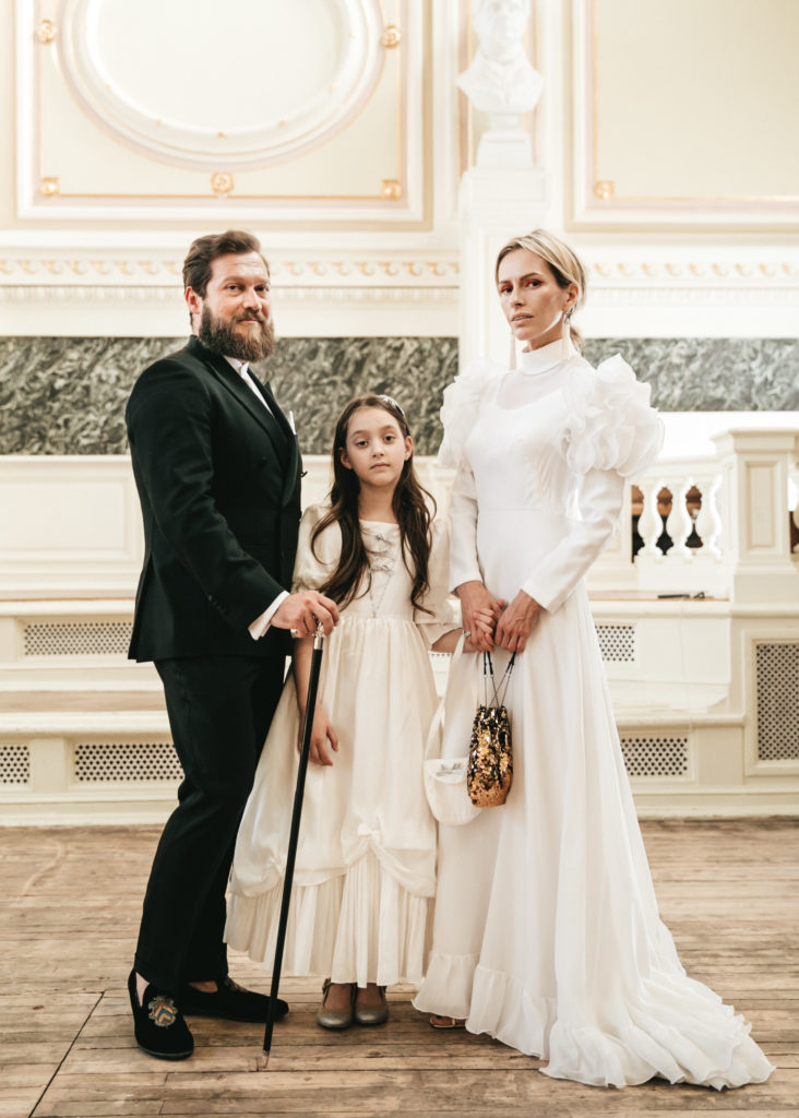 Петр Аксенов и Юлия Воронова