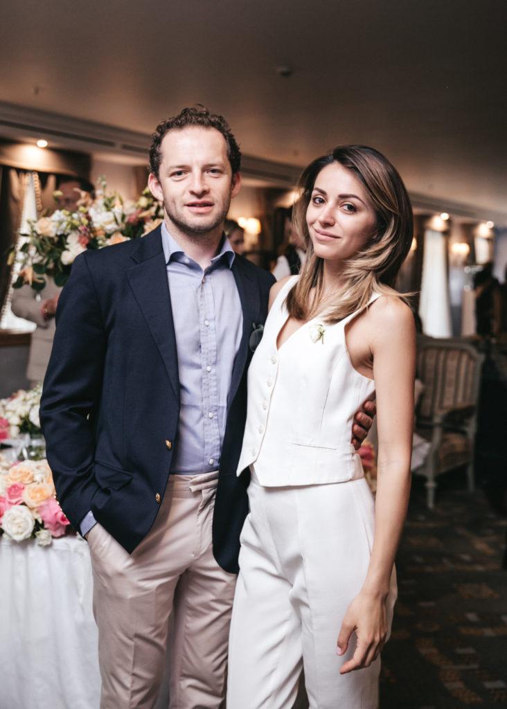 Максим и Яна Кушнер