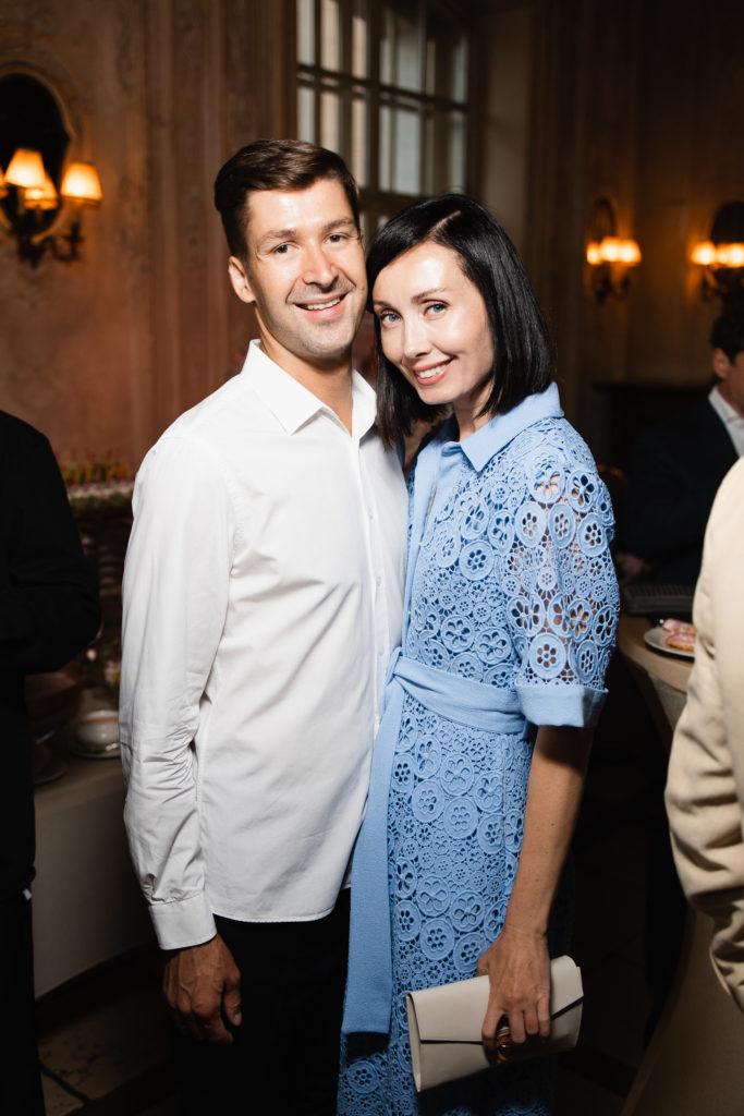 Дмитрий Шипилов и Мария Железнякова