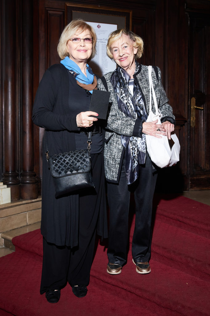 Александра Назарова и Ольга Селезнева