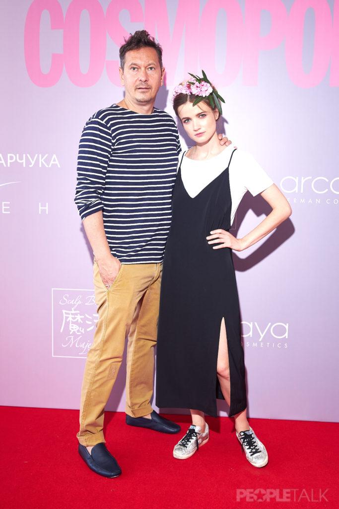 Владислав Опельянц и Мария Поезжаева