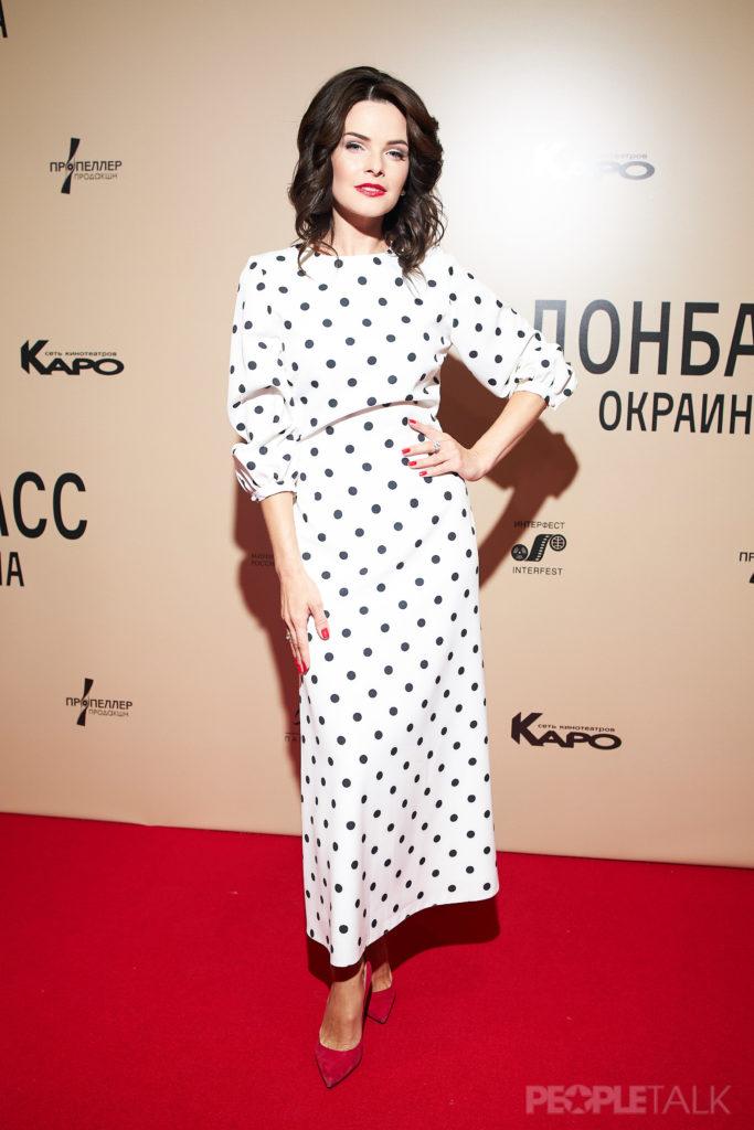 Анна Пескова