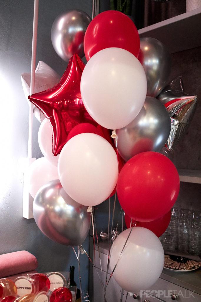 Air Beauty Baloons