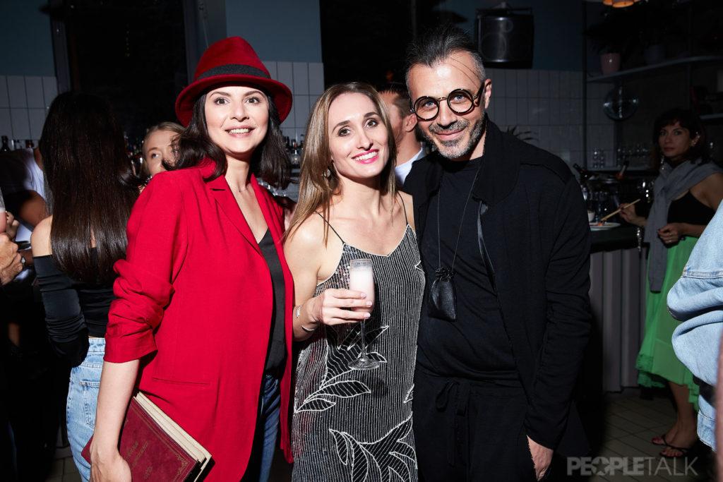 Фатима Ибрагимбекова, Анастасия Винокур и Александр Сирадекиан