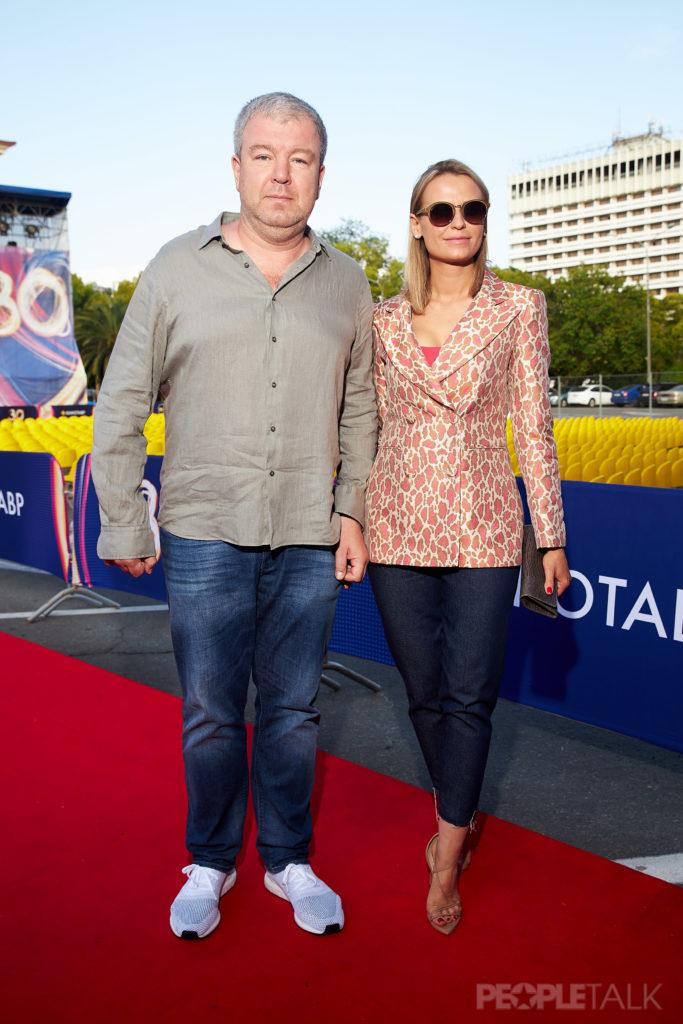 Александр и Ольга Робак
