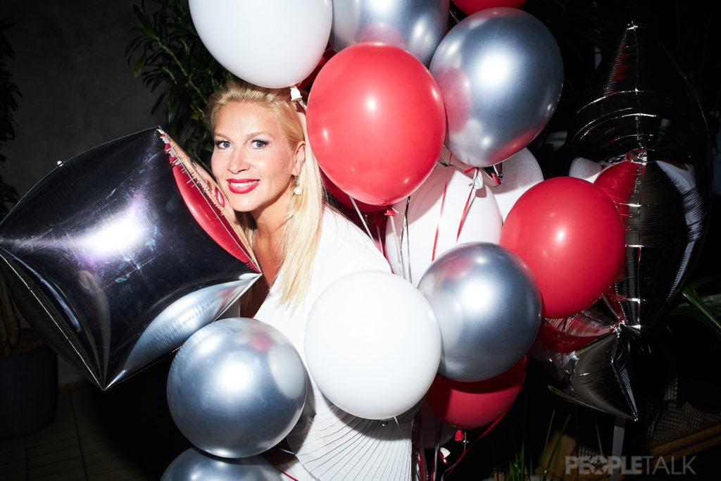 Екатерина Одинцова и Air Beauty Baloons