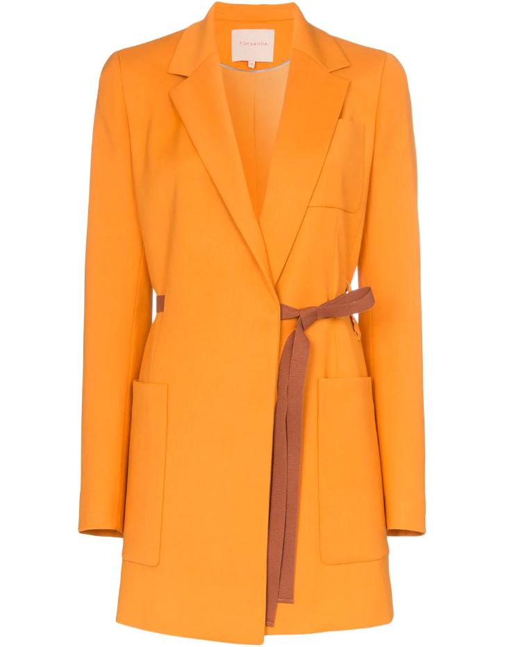 Оранжевый цвет: Roksanda, 51871 p. (farfetch.com)