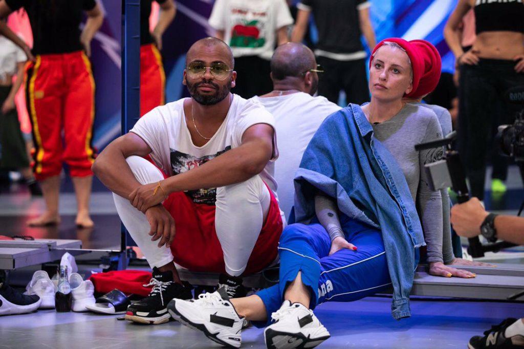 Мигель и Катя Решетникова