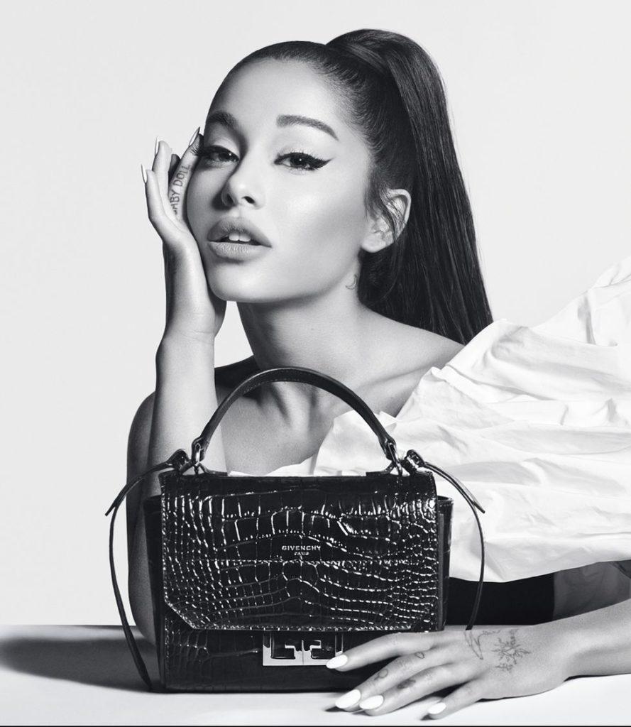 Ариана Гранде для Givenchy