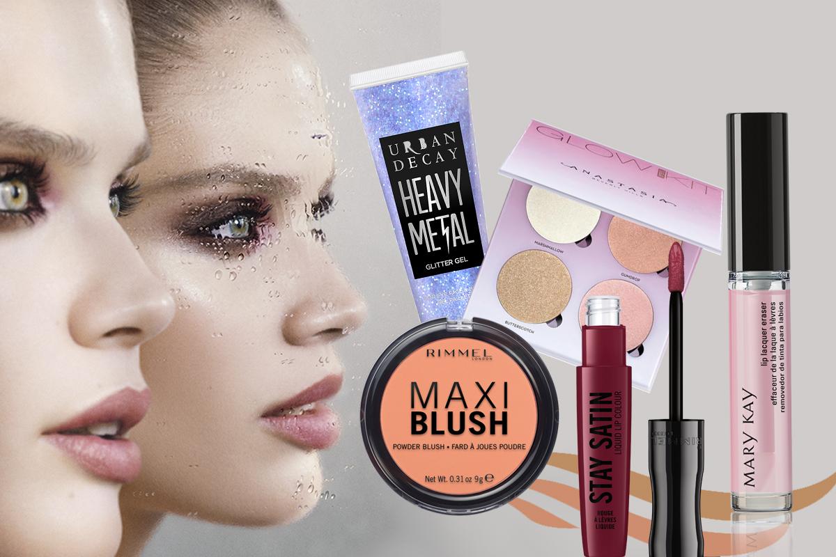 A little party never killed nobody: топ продуктов для стойкого вечернего макияжа