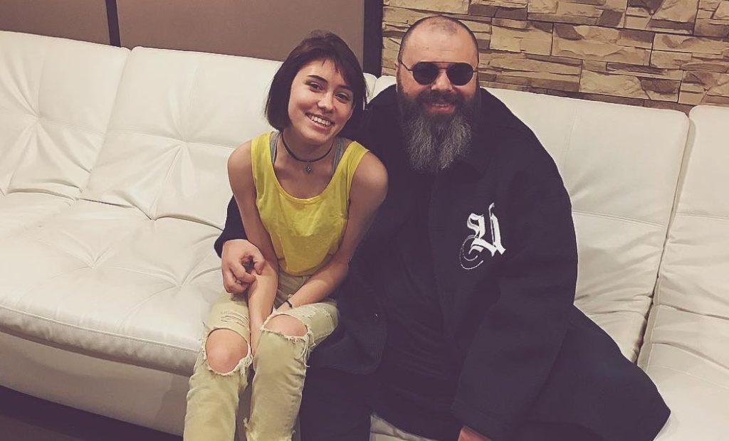 Кристина Кошелева и Максим Фадеев