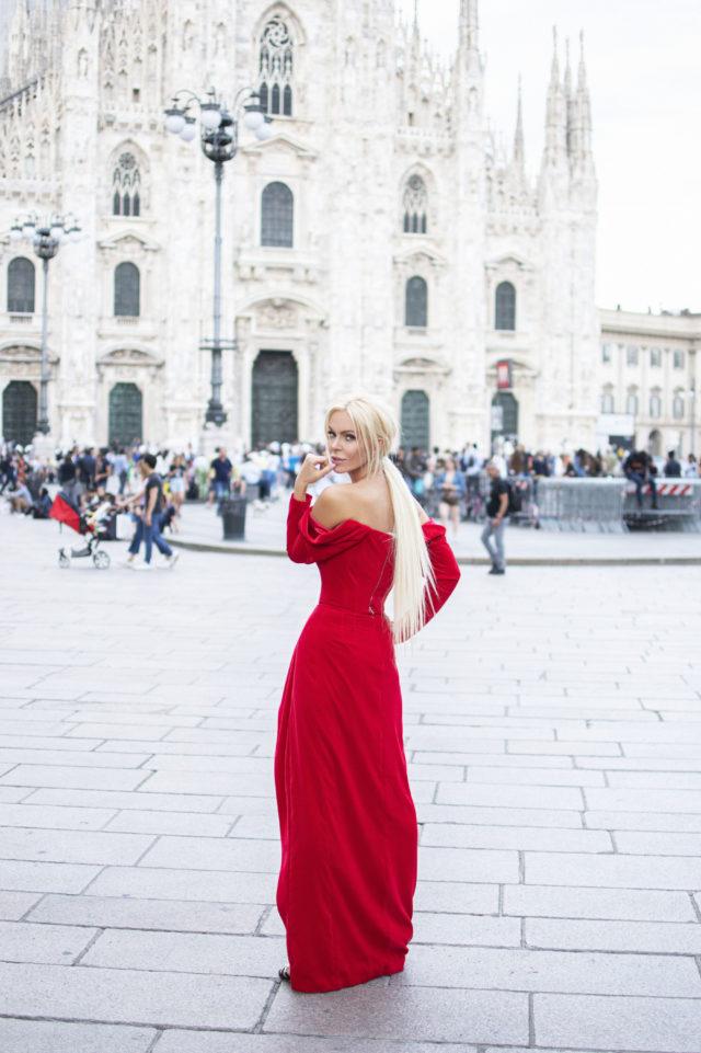 Yana Dress, 350 тыс. руб.