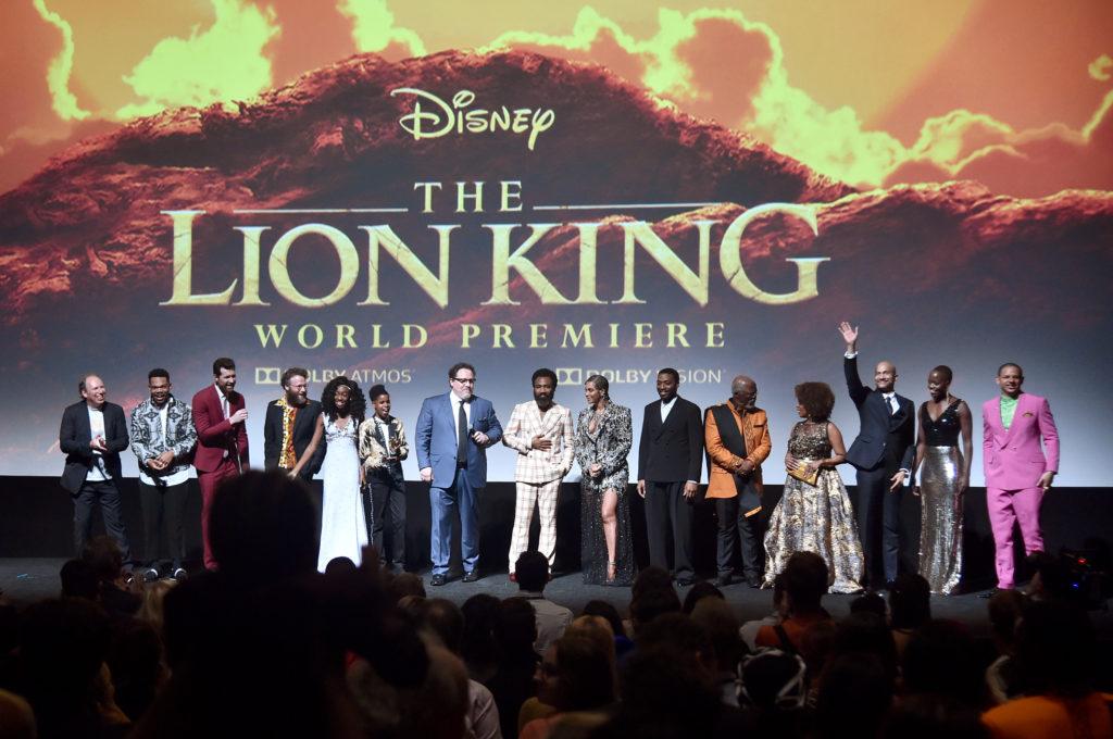 Группа фильма «Король Лев»