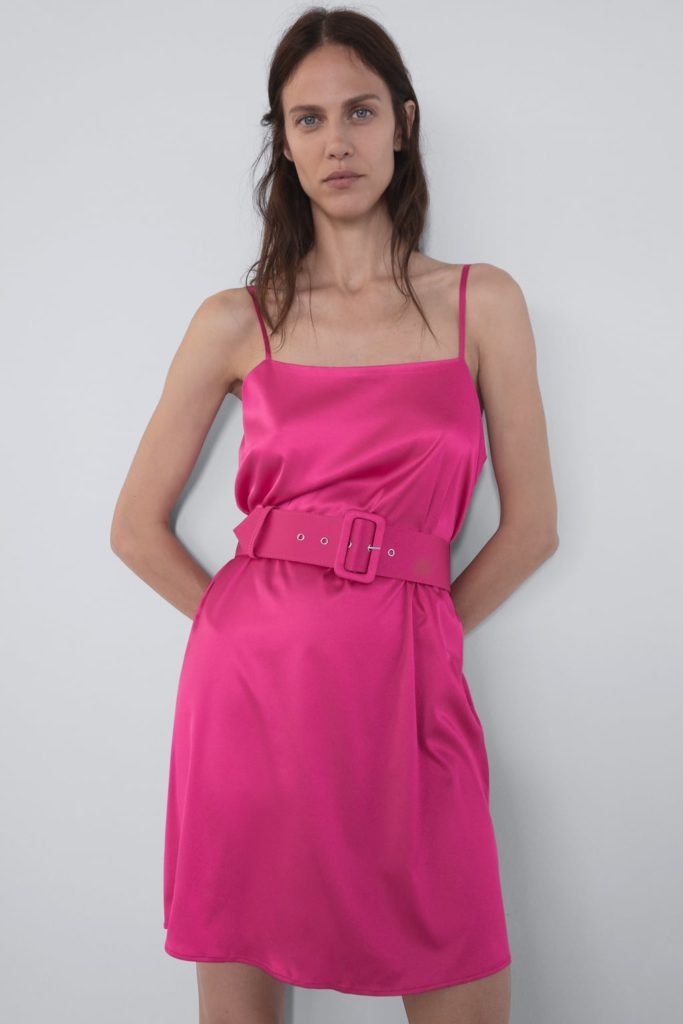 Мини платье Zara, 2299 p. (Zara.com)