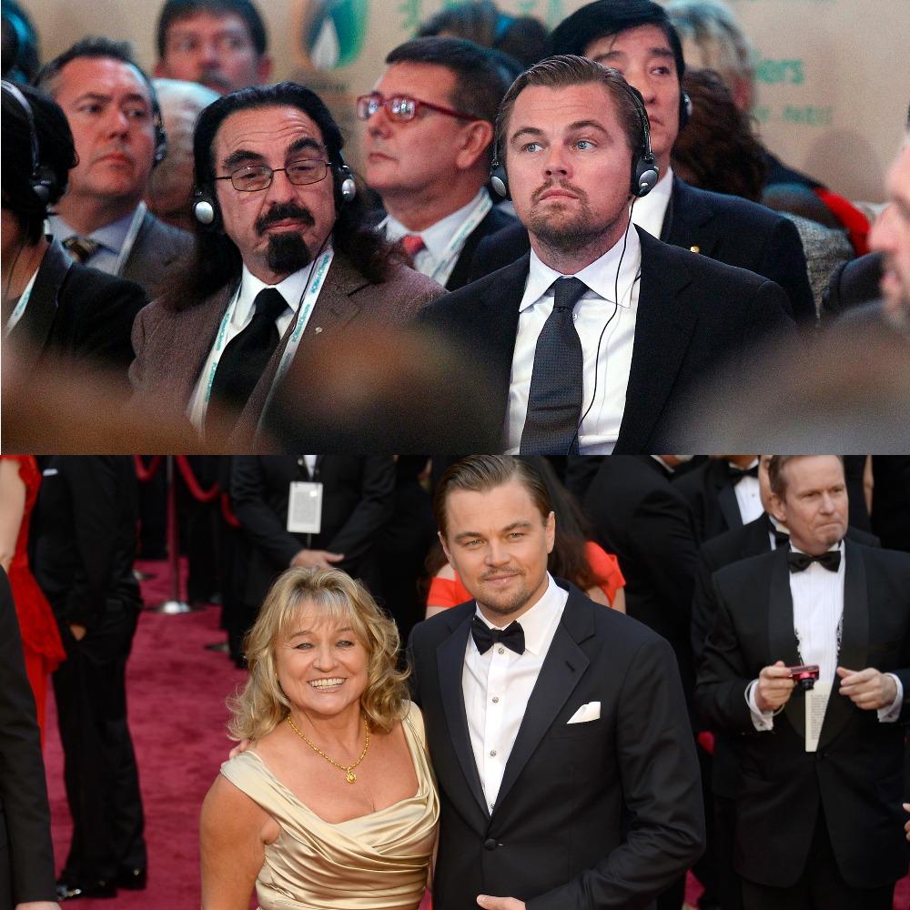 Леонардо ДиКаприо, Ирмелин и Джордж ДиКаприо: Ирмелин Ди Каприо была социальным работником, а Джордж — известным автором комиксов, часто непристойного содержания. Развод родителей не помешал Лео сохранить хорошие отношения с обоими.